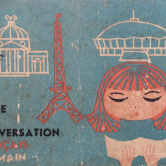 GHID DE CONVERSATIE FRANCAIS-ROUMAIN