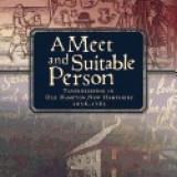 A Meet and Suitable Person: Tavernkeeping in Old Hampton, New Hampshire 1638-1783