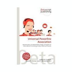 Universal Powerline Association - Carte in engleza