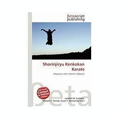Shorinjiryu Kenkokan Karate - Carte in engleza