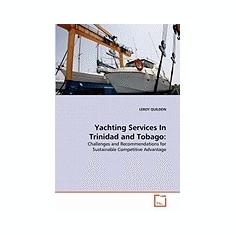 Yachting Services in Trinidad and Tobago - Carte in engleza