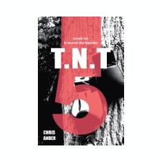 T.N.T V: Envole-Toi, Le Tournoi Des Legendes - Carte in engleza