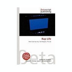 Rap Life - Carte in engleza