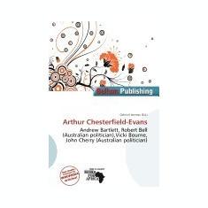 Arthur Chesterfield-Evans - Carte in engleza