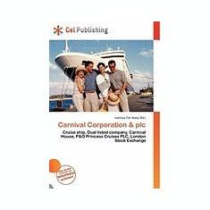 Carnival Corporation & Plc - Carte in engleza