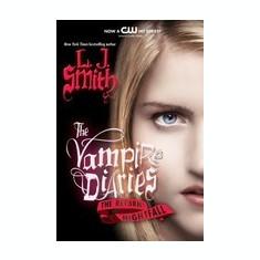 The Vampire Diaries: The Return: Nightfall - Carte in engleza
