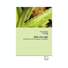 Aloe Vera Gel - Carte in engleza