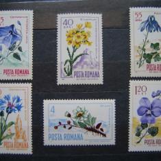 Romania 1967 LP 649 - serie nestampilata MNH