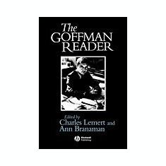 The Goffman Reader - Carte in engleza