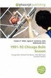 1991-92 Chicago Bulls Season