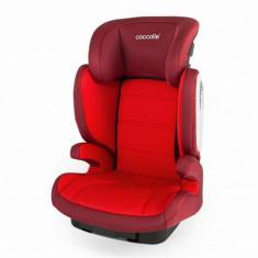 Scaun Auto Cu Isofix Coccolle Exo-Fix Grupa 15-36 Kg Rosu
