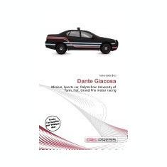 Dante Giacosa - Carte in engleza