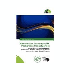 Manchester Exchange (UK Parliament Constituency) - Carte in engleza