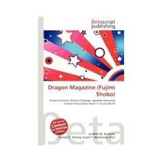 Dragon Magazine (Fujimi Shobo) - Carte in engleza