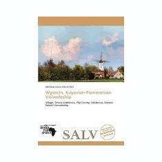 Wysocin, Kuyavian-Pomeranian Voivodeship - Carte in engleza