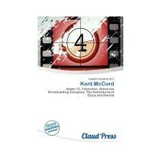 Kent McCord - Carte in engleza