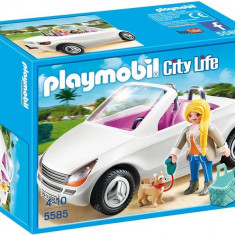 Masina Decapotabila Playmobil