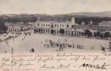 ALBA IULIA , KARLSBURG , PIATA , CLASICA , CIRCULATA 1903, Printata