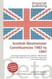 Scottish Westminster Constituencies 1983 to 1997