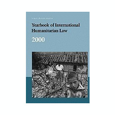 Yearbook of International Humanitarian Law - Carte in engleza