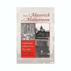 From Maverick to Mainstream - Carte in engleza