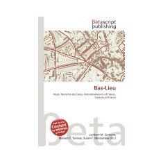 Bas-Lieu - Carte in engleza
