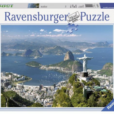 Puzzle Ravensburger Vedere Din Rio, 1500 Piese
