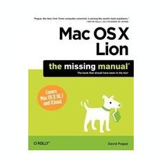 Mac OS X Lion - Carte in engleza
