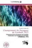 Championnat Du Paraguay de Football 1923
