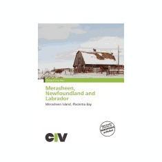 Merasheen, Newfoundland and Labrador - Carte in engleza