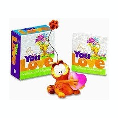 For You with Love: Garfisms of Affection Kit [With Garfield Figurine]