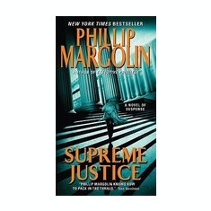 Supreme Justice - Carte in engleza