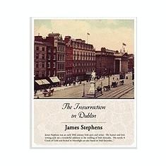 The Insurrection in Dublin - Carte in engleza