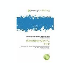 Manchester City F.C. Strip - Carte in engleza