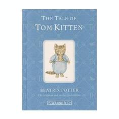 The Tale of Tom Kitten - Carte in engleza