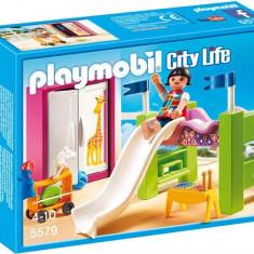 Camera Copiilor Cu Topogan Playmobil