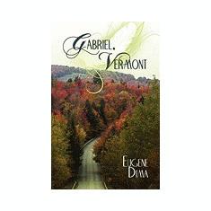 Gabriel, Vermont - Carte in engleza