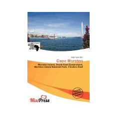 Cape Moreton - Carte in engleza