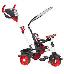 Tricicleta Little Tikes 4-in-1 Sports Edition foto mare