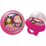 Claxon Bicicleta Masha And The Bear Eurasia 80212