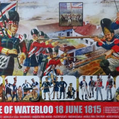 Diorama The Battle of Waterloo 18 june 1815 - Airfix 1:72