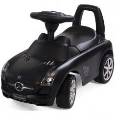 Masinuta Mercedes Plus - Sun Baby - Negru - Masinuta electrica copii