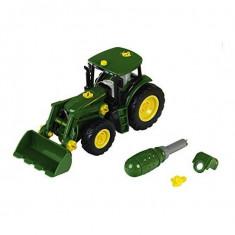 Tractor John Deere-Klein - Masinuta electrica copii