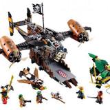 LEGO Ninjago Nava Misfortune's Keep - 70605