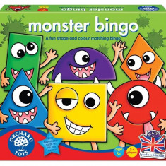 Joc Educativ Bingo Monstruletii Monster Bingo orchard toys