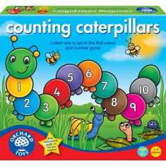 Joc Educativ Omida Counting Caterpillars orchard toys