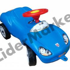 Masinuta fara pedale pentru copii - albastra
