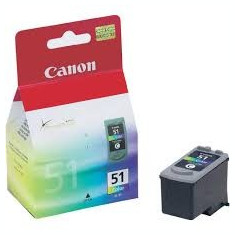 Cartus Canon CL-51 Color - Kit refill imprimanta