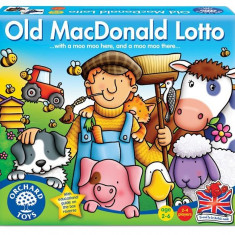 Joc Educativ Loto Old Macdonald orchard toys