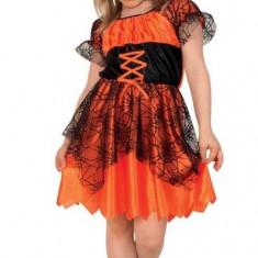 Costum Pentru Serbare Vrajitoarea Cea Infricosatoare 128 Cm - Costum copii